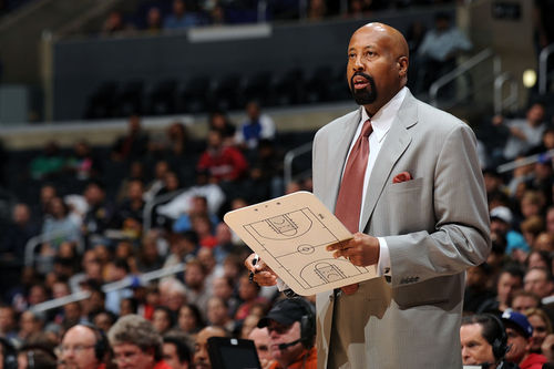 Hawks coach Mike Woodson