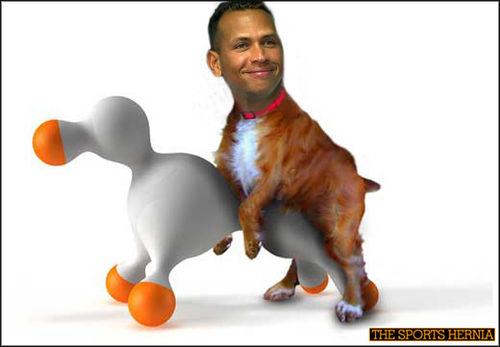 ARod-dog