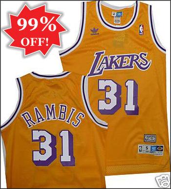 Kurt-Rambis-jersey