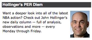 John Hollinger ESPN