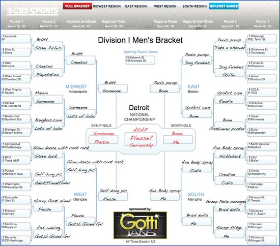 CBS-Creepy-Guy-Bracket