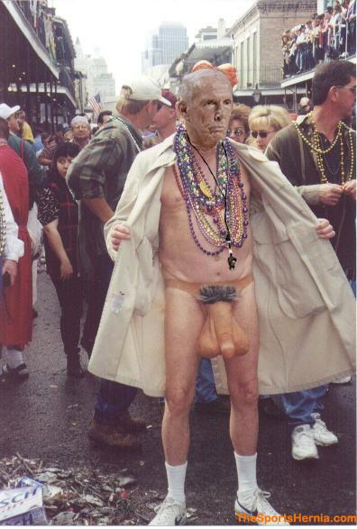Dick bavetta mardi gras big pimpin