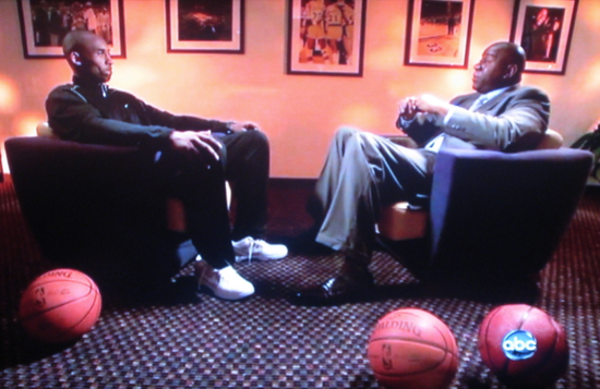 Kobe Magic ESPN Interview