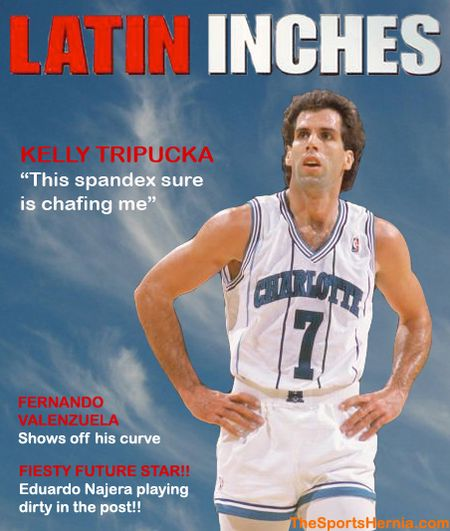 Kelly tripucka infamous latin inches magazine cover