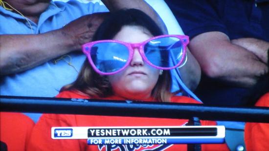 Orioles baseball fan