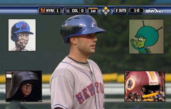 DAvid Wright Dark Helmet