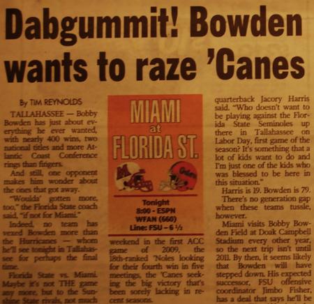 Miami Florida State