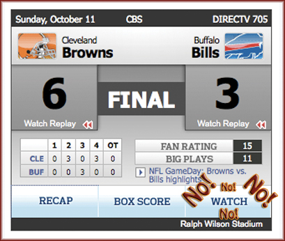 Browns-Bills