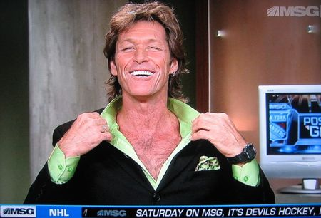 Ron duguay chest hair explosion