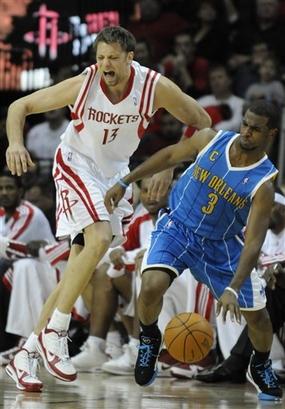 David Anderson Rockets