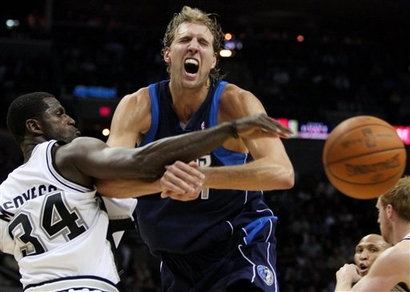 Dirk wins imaginary marathon
