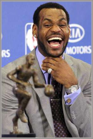 LeBron-MVP