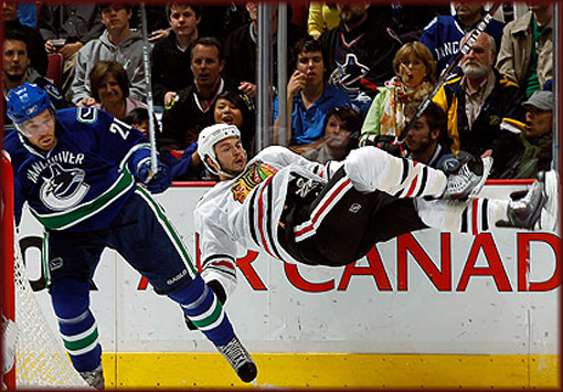 Blackhawks-Canucks