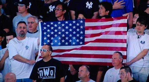 Yankees fan NWO