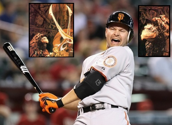 Cody Ross internal death duel