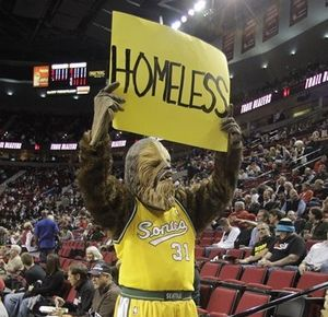 Seattle Sonics are no more