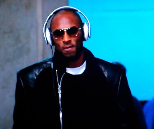 Kobe Bryant photoshoot