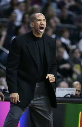 Young jedi Monty Williams to coach Hornets