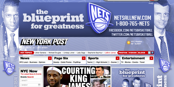 Nets Blueprint for Greatness