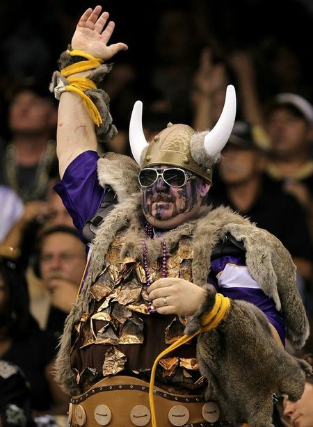 Vikings fans have it all figured out